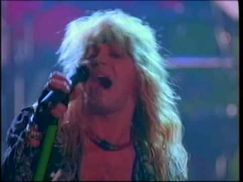 poison - 1988) The music video features as a restaurant employee washing dishes while listening to the Kiss hit single Rock and Roll All Nite, performed by Poison. Th...