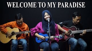 Video Steven & Coconuttreez - Welcome To My Paradise Cover by Ferachocolatos ft. Gilang & Bala MP3, 3GP, MP4, WEBM, AVI, FLV Maret 2018