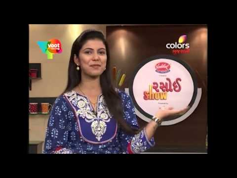 Rasoi-Show--11th-April-2016--રસોઈ-શોવ