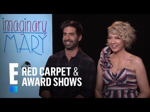 "Jenna Elfman Tells All on ""Imaginary Mary"" | E! Red Carpet & Award Shows"