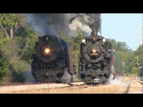 BIG TRAINS in Action #1 | Lots of Trains Pass By