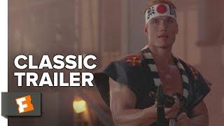 Showdown In Little Tokyo 1991 Official Trailer  Dolph Lundgren Brandon Lee Movie HD