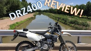 6. DRZ400 REVIEW: DRZ400 vs DR650