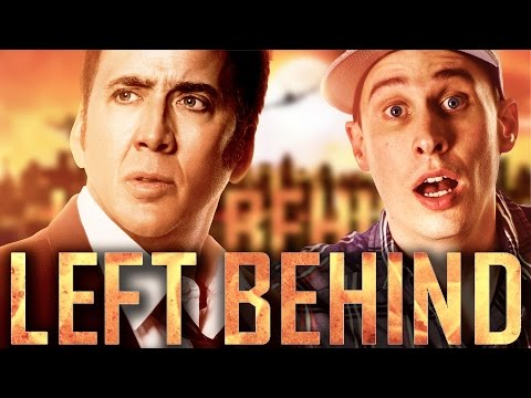 Left Behind 2014 | Say MovieNight Kevin