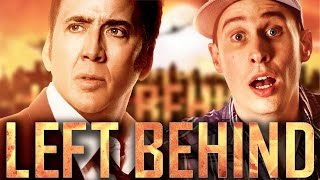 Left Behind 2014 | Say MovieNight Kevin
