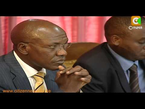 kenyacitizentv - Transport Minister Amos Kimunya and Central Bank of Kenya Governor Professor Njuguna Ndung'u are in trouble, again. This is after the Public Accounts Committ...