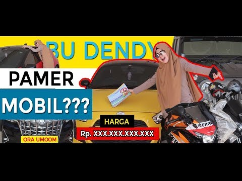 Bu Dendy Pamer Mobil - Republik Dendy Channel
