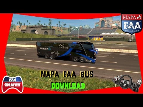 EAA BUS MAP v5.0.3 ALPHA 1.32.x