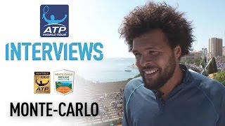 Two ATP World Tour titles and the birth of his first son have given Jo-Wilfried Tsonga a brilliant start to the season. The Frenchman hopes his form can continue ...