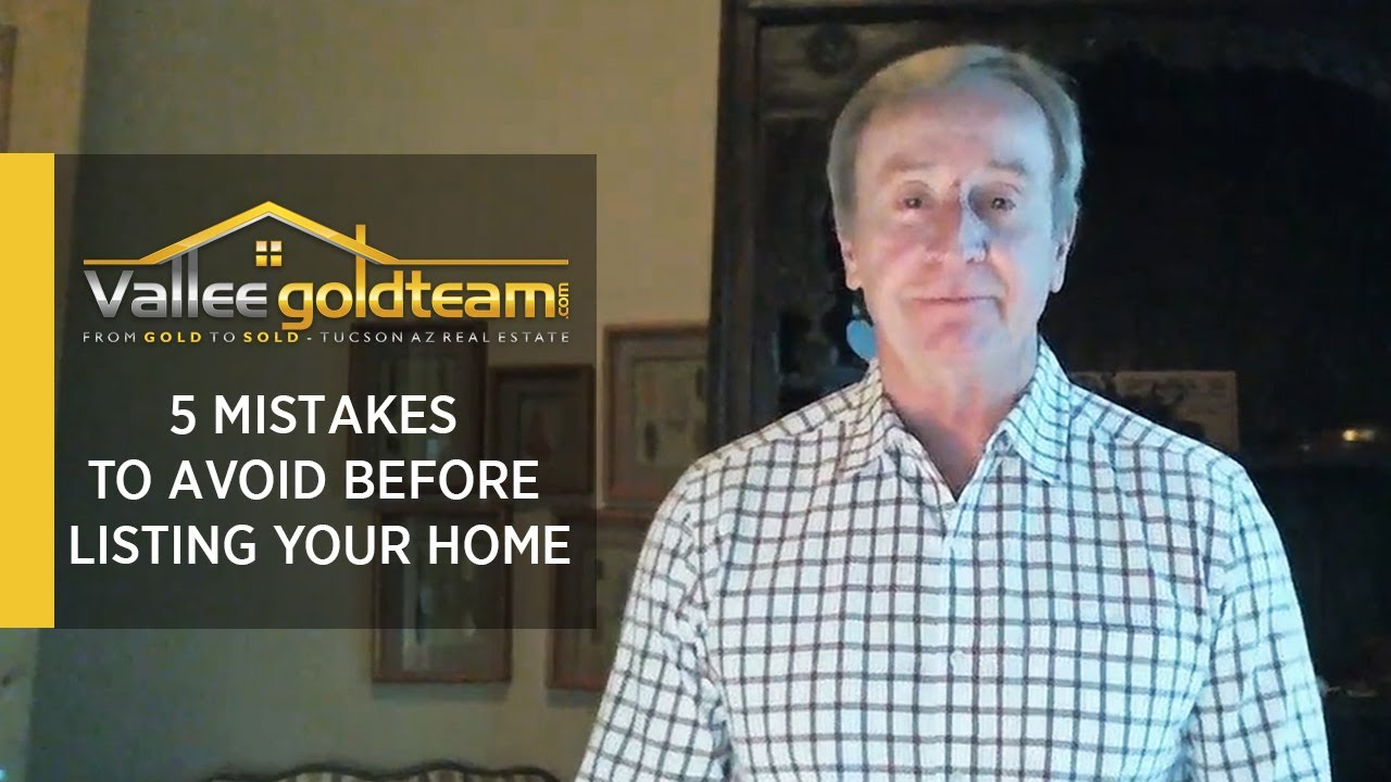 5 Things You Should Avoid When Preparing Your Home for Sale