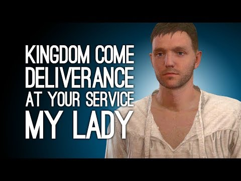 Let's Play Kingdom Come Deliverance: At Your Service My Lady (WEDDING PLANNING FOR LADY STEPHANIE) (видео)