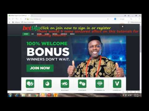 How To Fund Your Bet9ja Account In 5mins