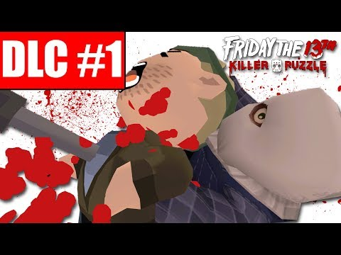 Baghead Jason | Friday The 13th: Killer Puzzle | DLC #1 | Return To Crystal Lake | Walkthrough