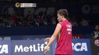 Download Video Kento Momota 2015-2016 | Badminton Player Highlights MP3 3GP MP4