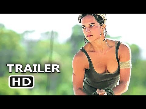 TOMB RAIDER Extra Footage Trailer (2018) Alicia Vikander Action Movie HD