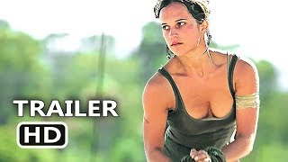 Video TOMB RAIDER Extra Footage Trailer (2018) Alicia Vikander Action Movie HD MP3, 3GP, MP4, WEBM, AVI, FLV Oktober 2017