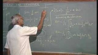 Lecture - 17 Fourier Transforms (5)