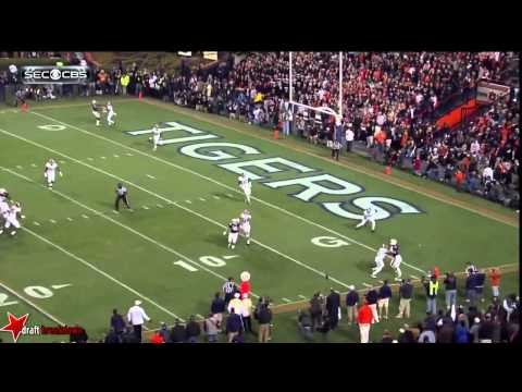 Nick Marshall vs Alabama 2013 video.