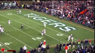 Nick Marshall vs Alabama (2013)