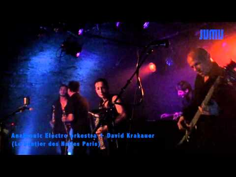 Anakronic Electro Orkestra + David Krakauer