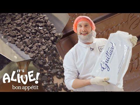 Brad makes chocolate in San Francisco