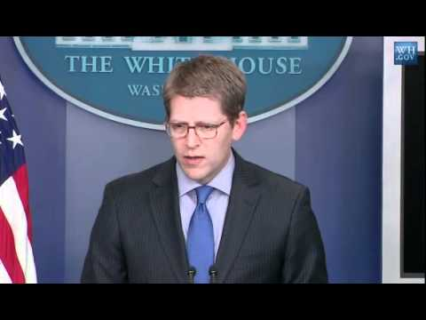 The PJ Tatler » Video: Jay Carney Struggles to Explain Obama's ...