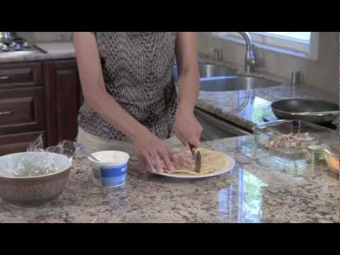 Mexican Recipe: How to Make Mexican Barbeque (BBQ) Chicken Quesadilla