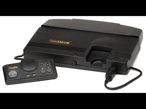 All NEC TurboGrafx-16 Games - Every TurboGrafx 16 Game In One Video [WITH TITLES]