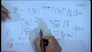 Mod-07 Lec-11 Compressible Flow A Recapitulation (Contd.)