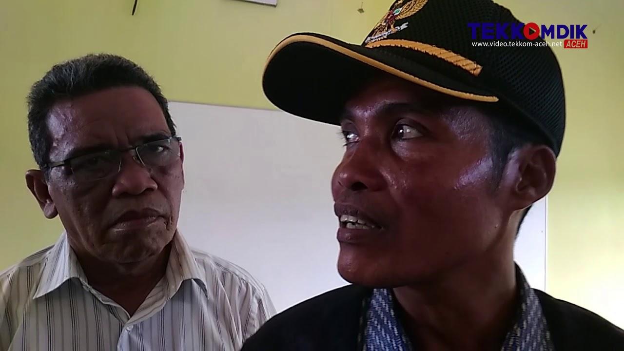 Kadisdik Aceh Terobos Medan Terjal Pedalaman Aceh