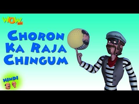 Video Choron Ka Raja Chingam - Motu Patlu in Hindi - 3D Animation Cartoon for Kids -As on Nickelodeon download in MP3, 3GP, MP4, WEBM, AVI, FLV January 2017