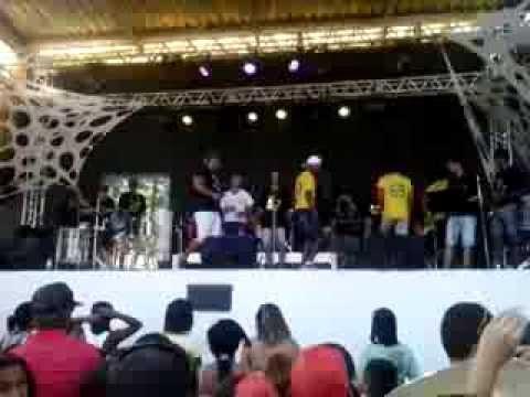 ESTRÉIA DA BANDA ART DANCE, CARNAVAL DE RAPOSOS 2014