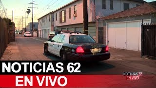 Lamentable suceso en un callejón del este de Los Ángeles. – Noticias 62. - Thumbnail