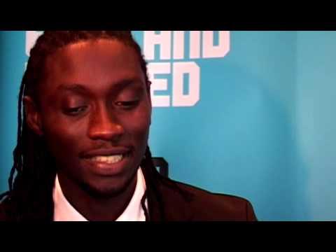 Una entrevista con el jugador trinitario Kenwyne Jones