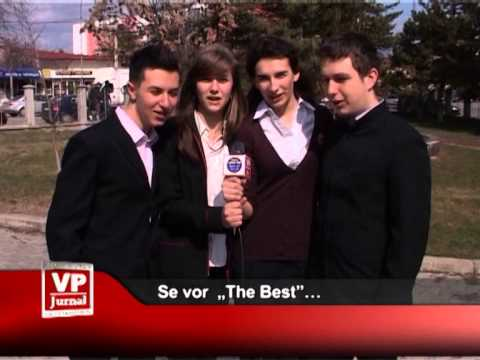 "Se vor  ""The Best""…"