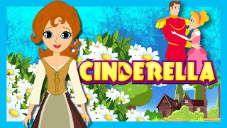 A CINDERELLA Story Fairy Tales For Kids   Full Story