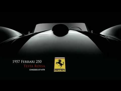 0 Un Ferrari Testa Rossa el coche más caro de la historia   video