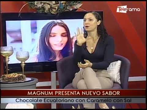 Magnum presenta nuevo sabor Chocolate Ecuatoriano con Caramelo con Sal
