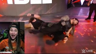 WWE Raw 1/16/17 6 man tag full download video download mp3 download music download