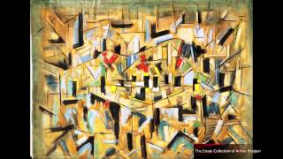 Discovering abstractionist Arthur Pinajian with Thomas Schultz