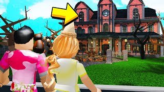 Video Sister And I Found A CREEPY MANSION.. What I Find In The ATTIC Will SCARE YOU! (Roblox) MP3, 3GP, MP4, WEBM, AVI, FLV Agustus 2019