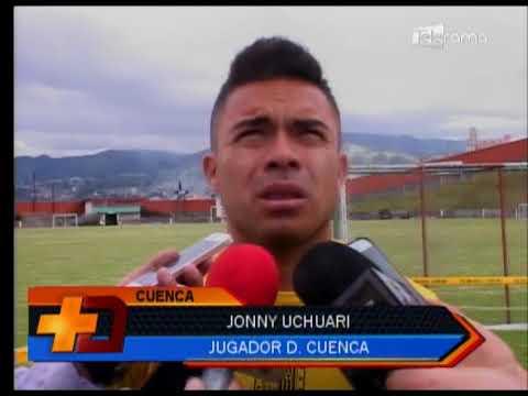 Deportivo Cuenca intensifica entrenamientos para cotejo con Técnico Universitario