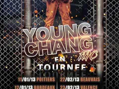Young Chang Mc -SA OU AINME- Janvier 2013