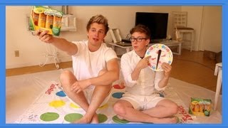 EXTREME TWISTER (ft. Marcus Butler) | Tyler Oakley