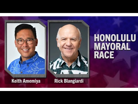 Election 2020   Amemiya vs Blangiardi: Honolulu Mayoral Race   INSIGHTS ON PBS HAWAIʻI
