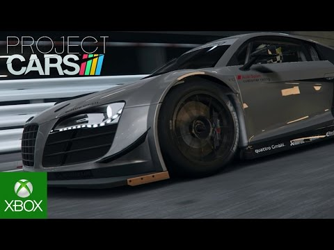 Project cars – Launch Trailer