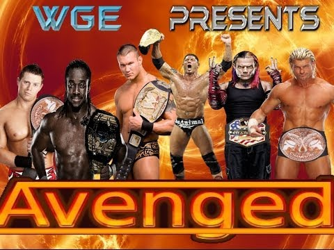 WGE - It's finally here. After almost a year since the last WGE CPV, we are back on track. This looks to be the most explosive CPV in WGE history! Avenged emanates...