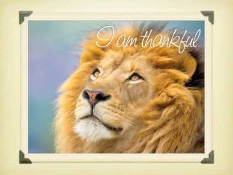 Lord Im Thankful for You - Adoration Song