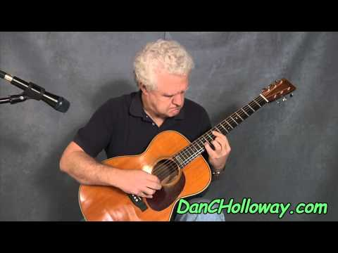 Ghost Riders In The Sky - Stan Jones - (Instrumental Version) Fingerstyle Guitar