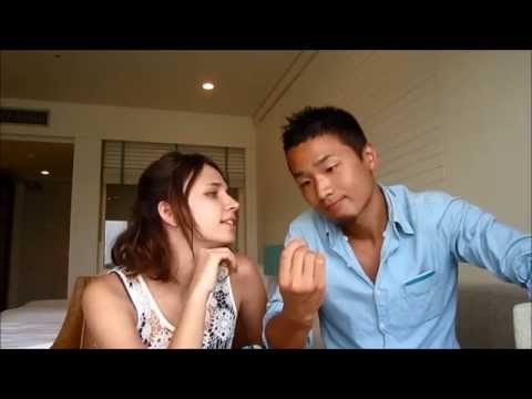 5 Types of People at a Japanese Beach Resort (日本のビーチで見かける人たち) (видео)